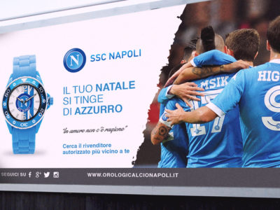 Orologi Calcio Napoli